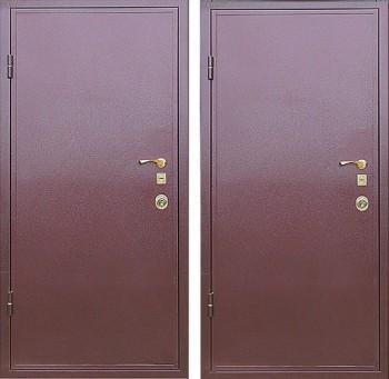 мытищи дешевые стальные двери