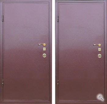 металлическая тамбурная дверь мытищи