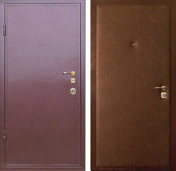 купить входную железную дверь с порошковым напылением в воскресенске