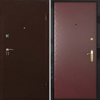 входные двери недорого от 6000 с напылением москва