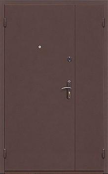 дверь тамбурная металлическая в порошке