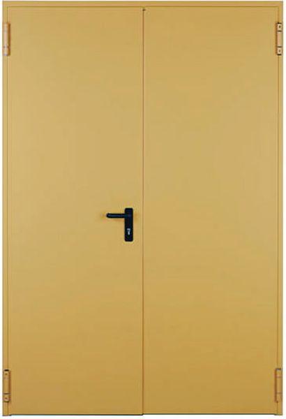 технические тамбурные железные двери