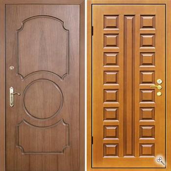двери металлические с 2 х сторон