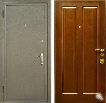 металлические двери с шумоизоляцией цена в москва