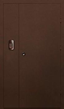 подъездные металлические двери в порошковым напылением