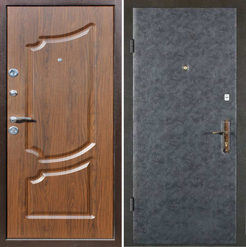 входная дверь с мдф с установкой дешево цена